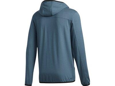 ADIDAS Herren Sweatshirt Blau