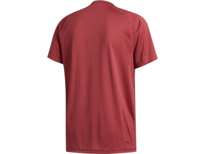 ADIDAS Lifestyle - Textilien - T-Shirts Freelift BoS Graphic T-Shirt Rot