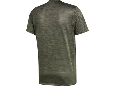 ADIDAS Herren Shirt GRADIENT TEE Braun
