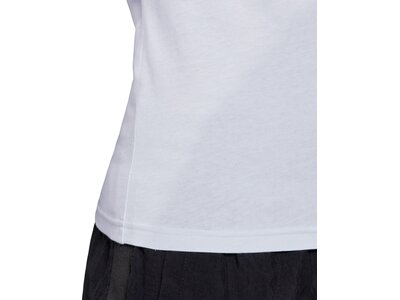 ADIDAS Damen Shirt W E 3S SLIM TEE Grau
