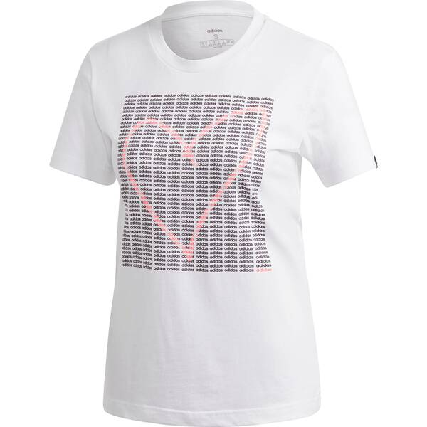 adidas Damen Adi Heart Graphic T-Shirt