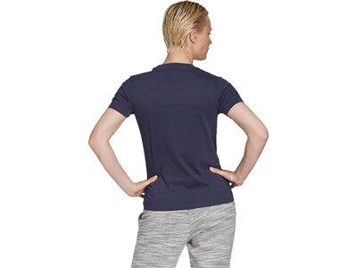 adidas Damen Adi Heart Graphic T-Shirt Grau