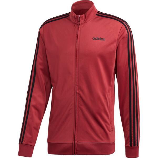 adidas Herren Essentials 3-Streifen Tricot Trainingsjacke