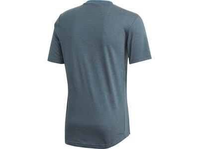 adidas Herren T-Shirt ACTIVATED TECH Blau