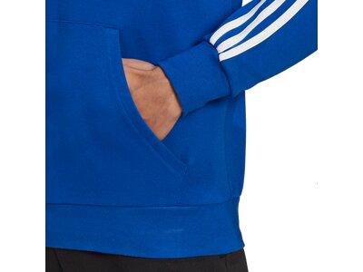 ADIDAS Herren Kapuzensweat E 3S PO FL Blau