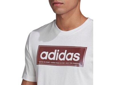 ADIDAS Damen Shirt M CLR SLV LG T Silber