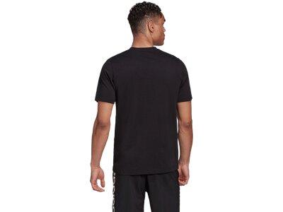 ADIDAS Damen Shirt M RTRMD FL T Braun