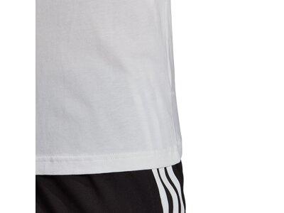 ADIDAS Fußball - Textilien - Sweatshirts Cassette Tape Shirt langarm Weiß