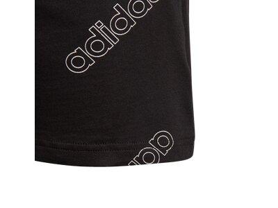 ADIDAS Kinder Shirt YG FAV T Schwarz