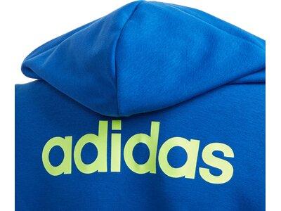 """ADIDAS Jungen Trainingsjacke """"Essential Linear"""" Blau"""