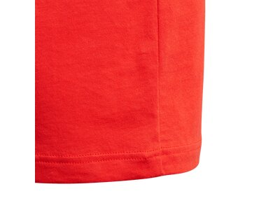 adidas Kinder Graphic T-Shirt Rot