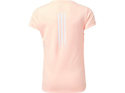 adidas Kinder AEROREADY T-Shirt pink