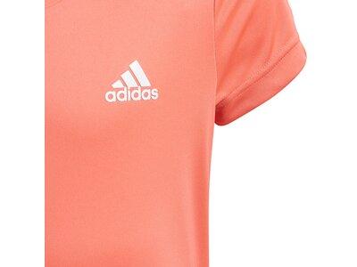 adidas Kinder Equipment T-Shirt Orange