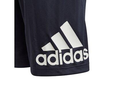 adidas Kinder Training Equipment Shorts Schwarz
