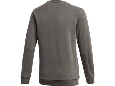 ADIDAS Kinder Sweatshirt JB MH CREW Grau