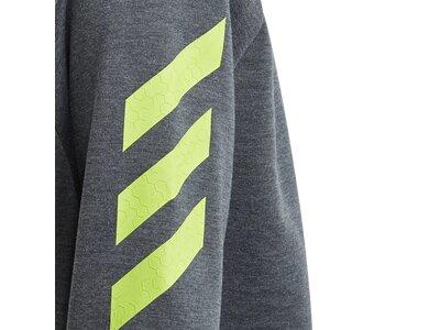 adidas Kinder XFG Trainingsanzug Grau