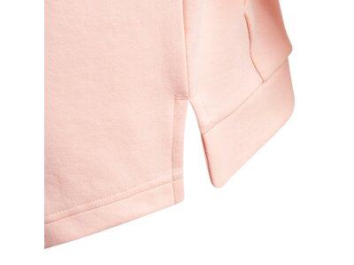 ADIDAS Kinder Kapuzensweat G 3S FZ HD pink
