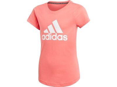 ADIDAS Kinder Shirt YG MH BOS TEE Pink