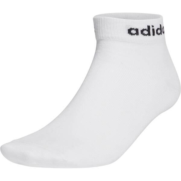ADIDAS Fußball - Textilien - Socken Ankle Socken 3 Paar