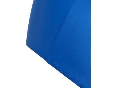 adidas Kinder Solid Fitness Badeanzug Blau
