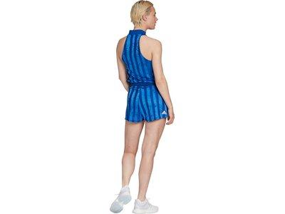 adidas Damen ALL-IN-ONE Tenniskleid Blau