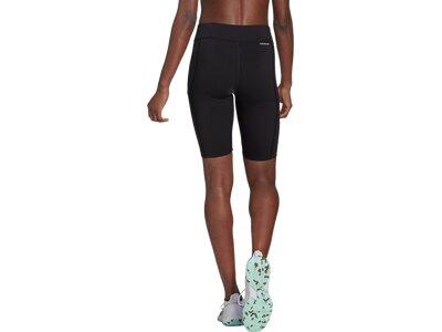 ADIDAS Damen Shorts CLUB SHORTTIGHT Schwarz