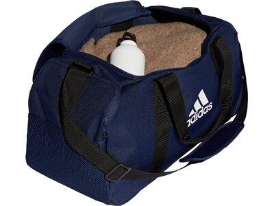 ADIDAS Equipment - Taschen Tiro Duffle Bag Gr. S ADIDAS Equipment - Taschen Tiro Duffle Bag Gr. S Blau