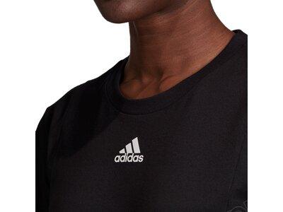 ADIDAS Damen Shirt W FAV T Schwarz