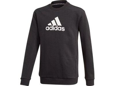 ADIDAS Kinder Sweatshirt B BOS CREW Schwarz