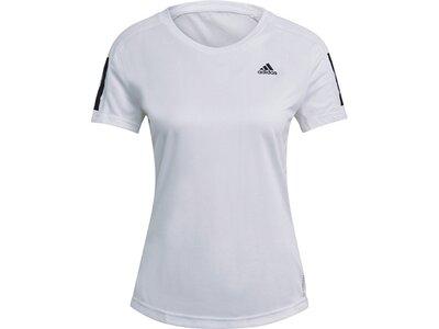 adidas Damen Own the Run T-Shirt Grau