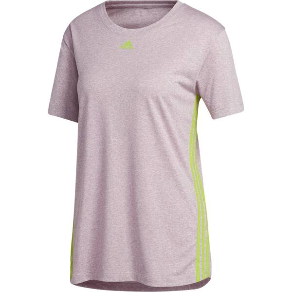 ADIDAS Damen Shirt 3 STRIPE TEE