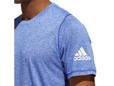 ADIDAS Damen Shirt FL_SPR X UL HEA Blau