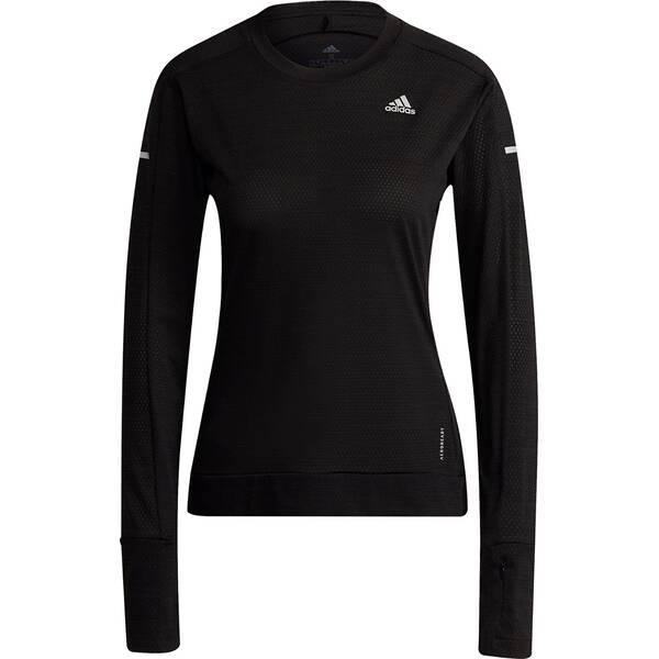 adidas Damen Cooler Running Longsleeve