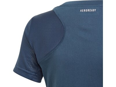 "ADIDAS Mädchen T-Shirt ""Club Tee"" Weiß"