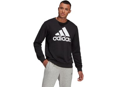 "ADIDAS Herren Sweatshirt ""Essentials"" Schwarz"