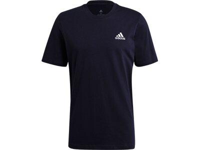 ADIDAS Herren Shirt SL SJ T Schwarz