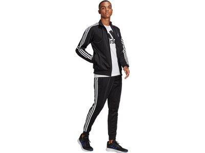 ADIDAS Lifestyle - Textilien - Anzüge Primegreen 3S Trainingsanzug Schwarz