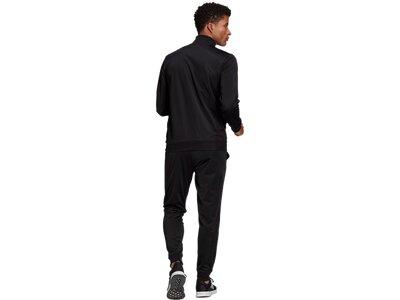 ADIDAS Lifestyle - Textilien - Anzüge M SL Trainingsanzug Schwarz