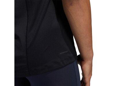 adidas Herren Techfit Sleeveless Fitted T-Shirt Schwarz