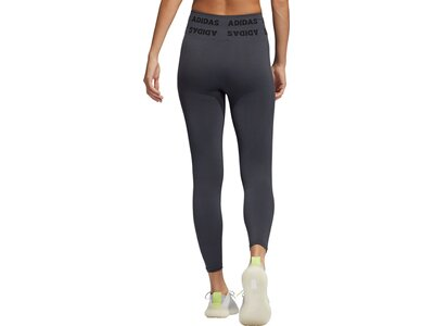 adidas Damen Tights AEROKNIT 7/8 Schwarz