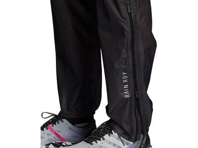adidas Herren TERREX Agravic Trail Running Regenhose Grau