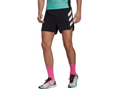adidas Herren TERREX Agravic Pro Trail Running Shorts Schwarz