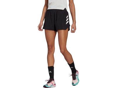 adidas Damen TERREX Parley Agravic All-Around Shorts Schwarz