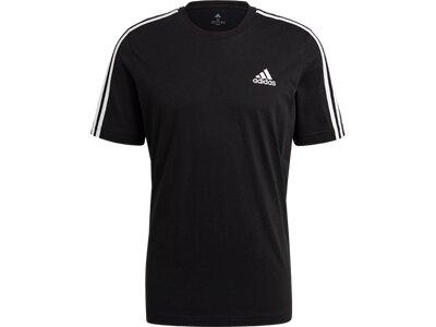 """ADIDAS Herren T-Shirt """"Essentials"""" Schwarz"""