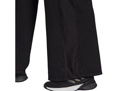 adidas Damen Designed To Move Bootcut Hose – Große Größen Schwarz