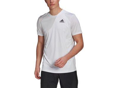 ADIDAS Herren Shirt CLUB 3STR Pink