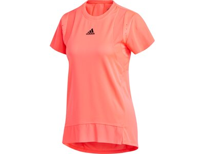 adidas Damen Trainingsshirt HEAT.RDY Pink