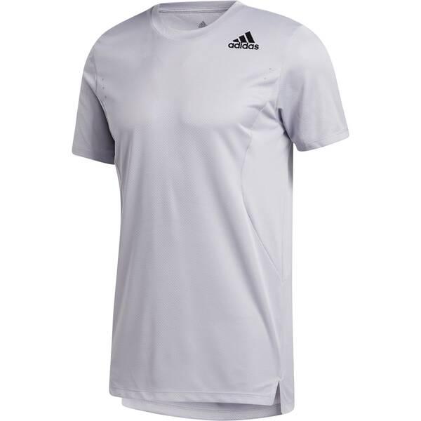 "ADIDAS Herren Trainingsshirt ""Heat.Rdy"" Kurzarm"