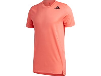 "ADIDAS Herren Trainingsshirt ""Heat.RDY Training"" Orange"