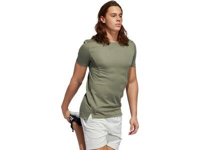 ADIDAS Damen Shirt TRG TEE H.RDY Grau